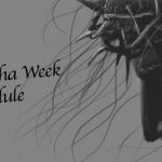 Pascha Week Schedule