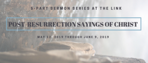 New Link Sermon Series